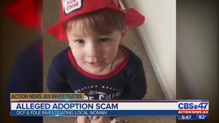 Action News Jax Investigates: Alleged Adoption Scam