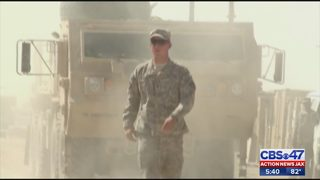 Military members exposed to toxic chemicals