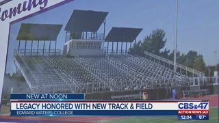 Legacy honored with new track & field