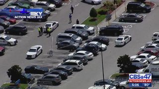 JFRD: Person run over in Walmart parking lot in Mandarin
