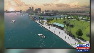 Shipyards development delayed