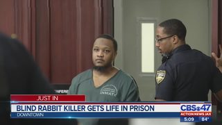 Blind Rabbit gunman sentenced to life in prison