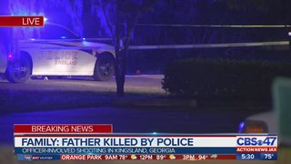 Family: Father killed by police