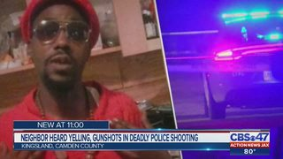 Father speaks out about son shot, killed by Kingsland police officer