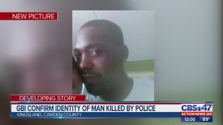 GBI confirms identity of man killed by police