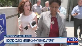 Indicted Council Member can