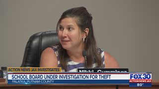 School Board under investigation for theft