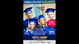 First Coast Hispanic Chamber of Commerce awarding scholarships