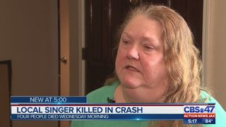 Mother speaks about losing son, Ricky Wilke, in crash that killed four in St. Johns County