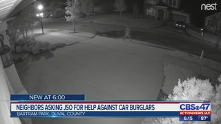 Bartram Park residents want more police presence after car break-ins