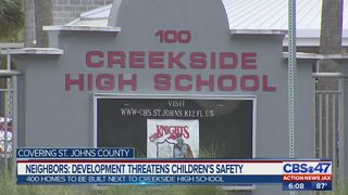 New St. Johns County development causing safety concerns