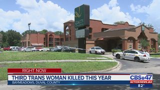 Transgender woman shot, killed at local hotel