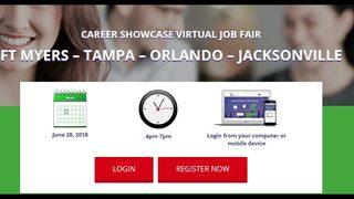 Need a Job? Career showcase to have virtual fair