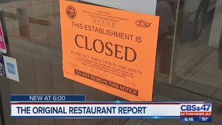 Restaurant Report: Olympia Cafe in Mayport closed to