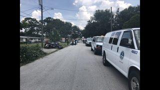 Neighbor: Child bitten by dog in Jacksonville