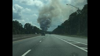 JFRD: Crew sent to put out any possible flare-ups at Southside fire
