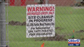 EPA begins cleanup of superfund site