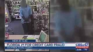 Jacksonville woman says man swiped her debit card after she dropped it