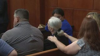 Photos: James Colley convicted on two counts of first-degree murder