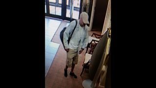 Jacksonville officers investigate bank robbery