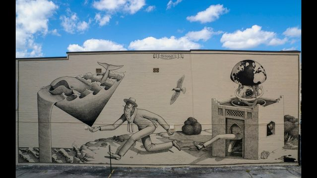 Photos 20 must see murals in downtown jacksonville wjax tv danger of extinction by waone interesni kazki 325 west forsyth street photo credit street art news solutioingenieria Image collections