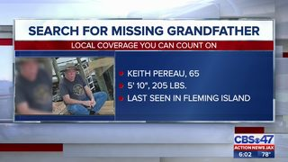 Search for missing grandfather