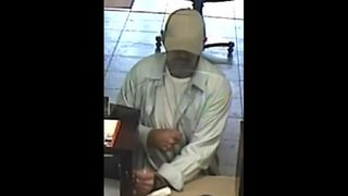 Police seek Jacksonville bank robbery suspect