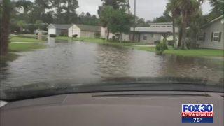 Neighbors sick of tidal flooding