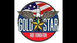 Gold Star Ride Foundation honoring heroes by taking care of their families