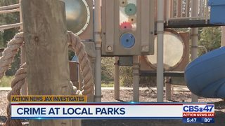 Action News Jax Investigates: Thousands of police callouts at Jacksonville city parks