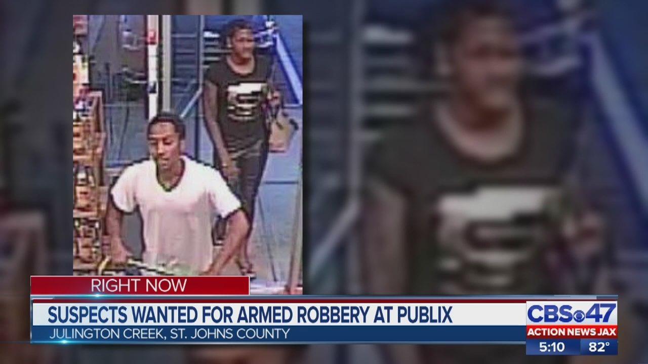 Publix: 'Possible' transgender suspect helps steal over $700
