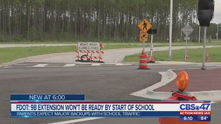 FDOT: 9B extension won