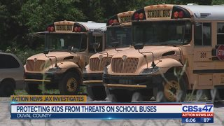 Jacksonville bus driver wants more safety training to help keep your kids safe