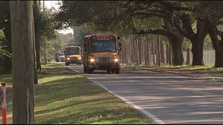 Less than half of St. Johns County schools will have armed deputy on first day