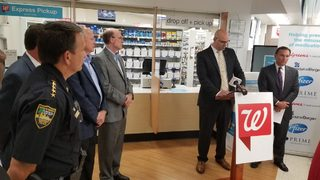 Mayor Lenny Curry joins Walgreens to expand drug take-back initiatives