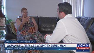 Exclusive: Local mom recounts staring down barrel of gun during carjacking