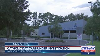 Catholic day care under investigation