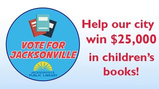 Jacksonville could win $25,000 in children