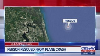 Pilot, 77, survives water landing after engine fails near Mayport