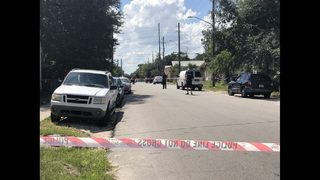 Photos: Three people shot on Jacksonville