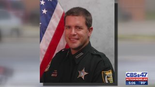 Friends of Clay County deputy critically hurt in a motorcycle crash speak