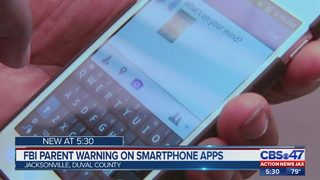 755f43f1 Jacksonville FBI agents warn parents about dangers of smartphone ...