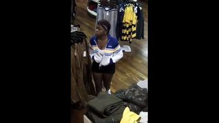 Deputies: St. Augustine Outlet thieves spit on employee while leaving
