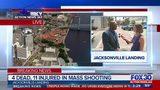 Reggie Gaffney interview on mass shooting