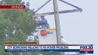 Action News Jax Investigates: Green Cove Springs Electric Utility