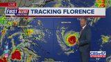 First Alert Forecast: September, 10, 2018 - Late Evening