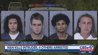 Four suspects including brother of dead man face robbery, murder charges