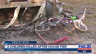 Two children killed in Putnam County house fire, authorities say