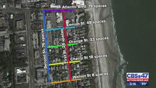 Neptune Beach City Council approves initial phase to new parking program at beaches
