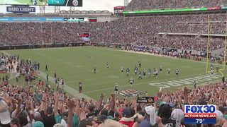 """Jaguars Fever"" after victory over patriots"